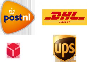 Ocean Store Dordrecht verstuurt alle pakketen veilig en snel via de beste vervoerders