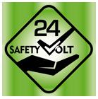 24V lage veilige spanning