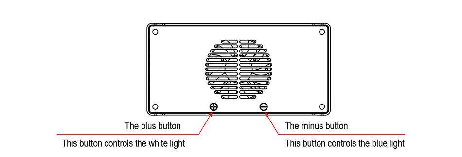 ASAqua no5 NANO LED verlichting