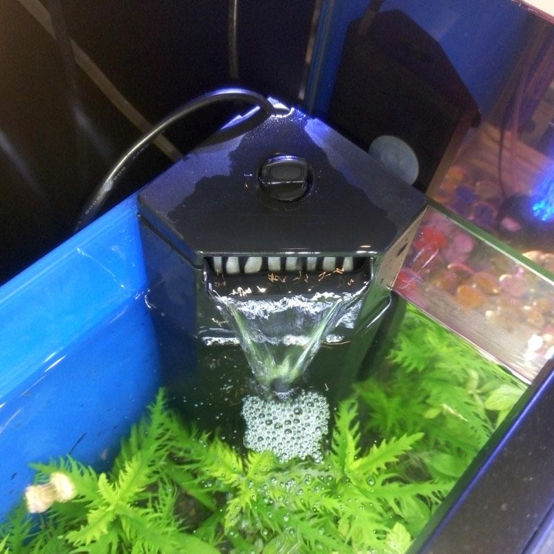 AquaSynchro hoekfilter