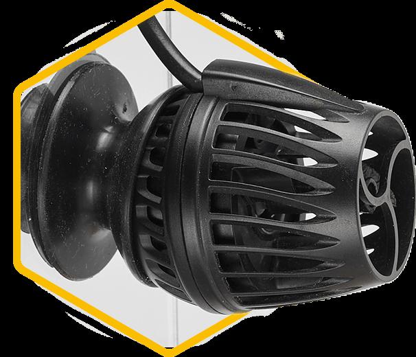 Aquamai wavemaker pomp : Voorbeeldfoto van de Aquamai wavemaker pomp