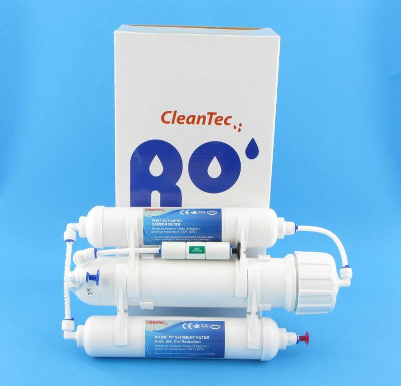 CleanTec osmose apparaat