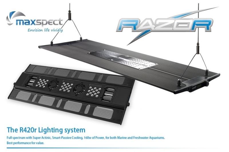 MAXSPECT Razor R420R flyer