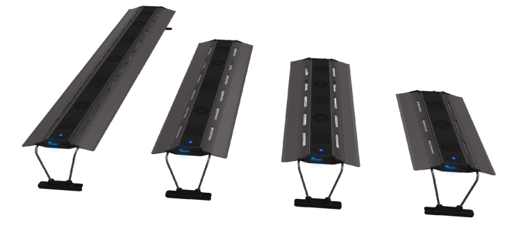 Maxspect RSX modellen