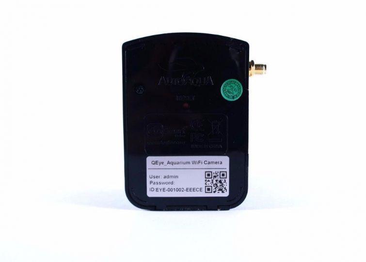 QEye Wifi Camera onderkant