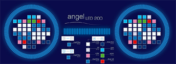 aqua medic angel led 200