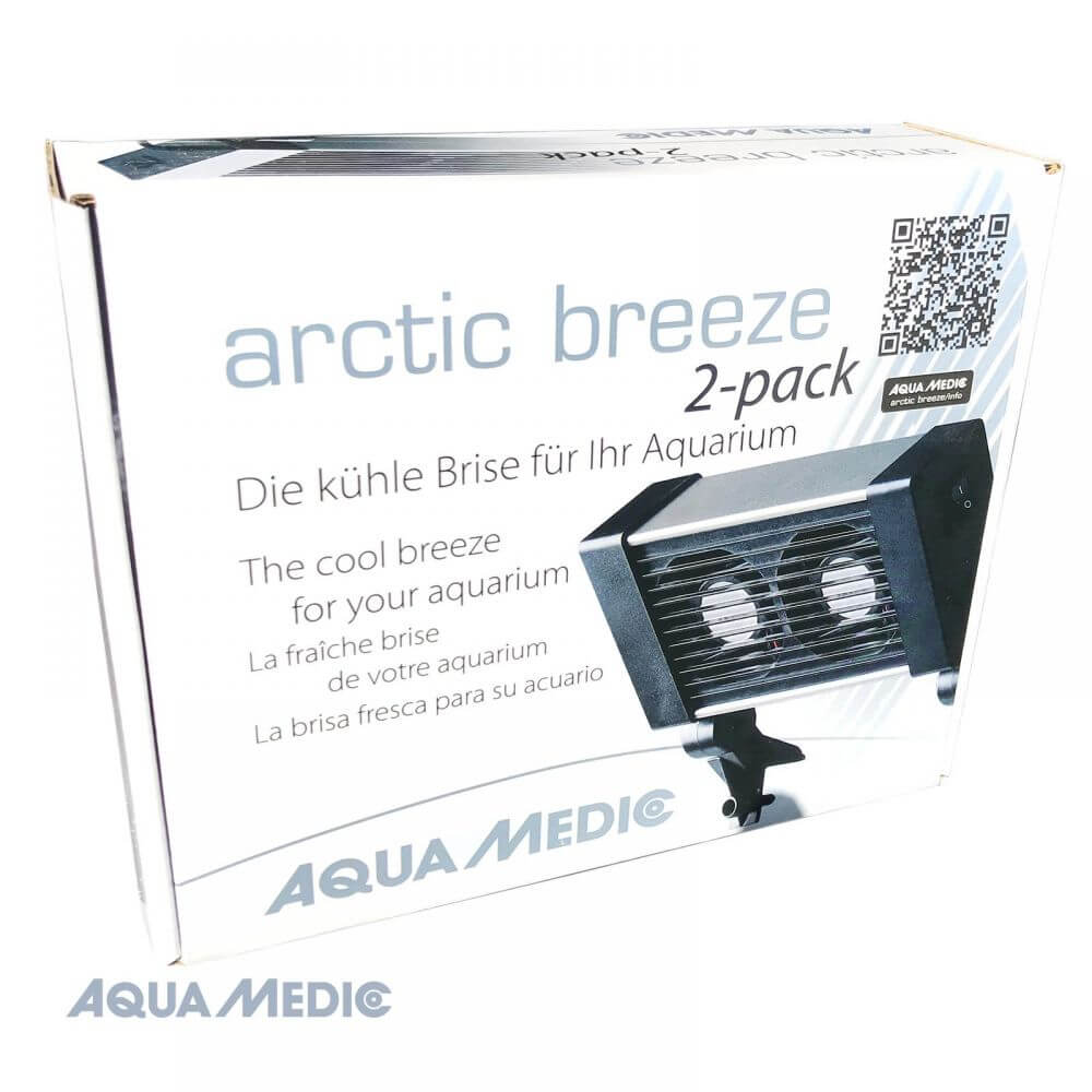 aqua medic arctic breeze 2 pack