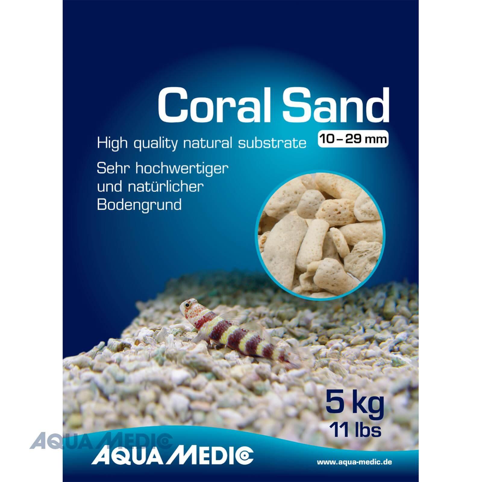 aqua medic coral sand
