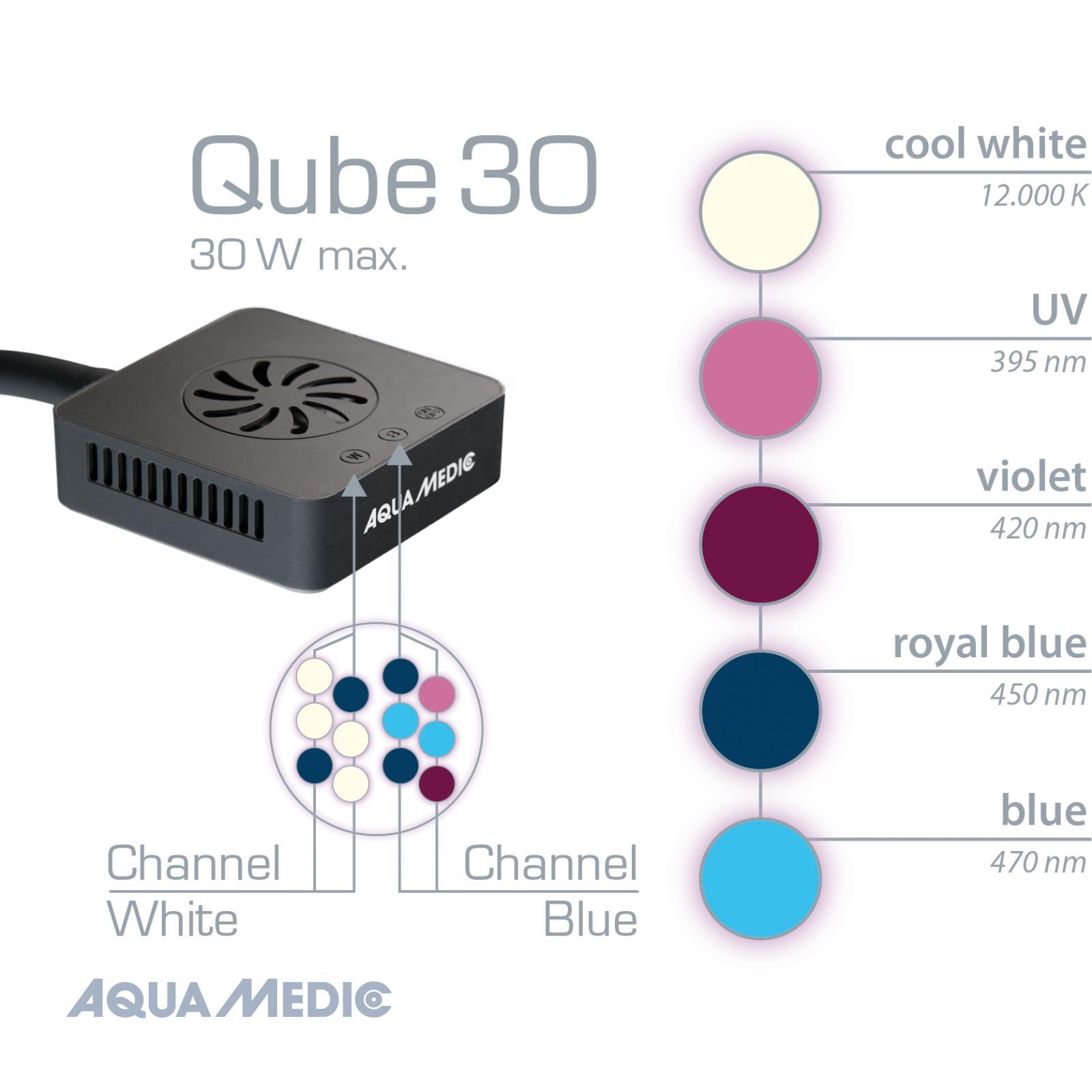 aqua medic qube 30