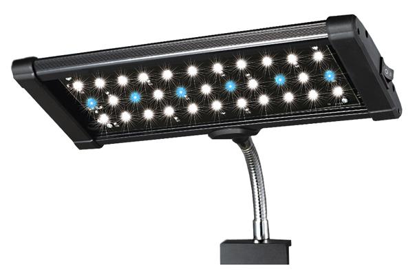 beamswork hi lumen led aquarium lights met clip bevestiging