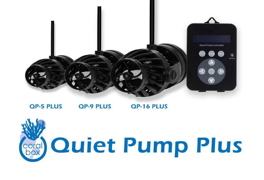 coral box quiet pump wavemaker