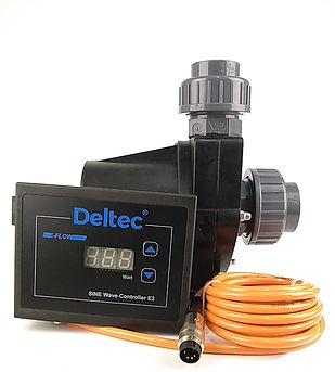deltec e flow pomp