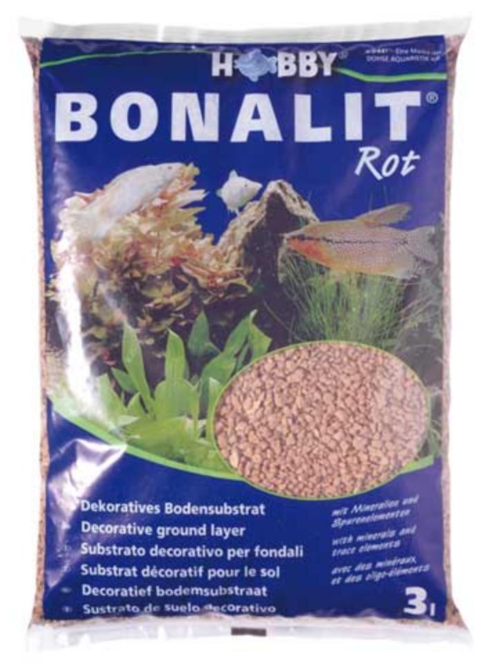hobby bonalit bodemgrond rood