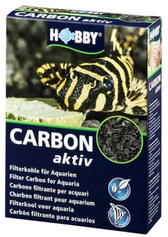 Hobby carbon aktief
