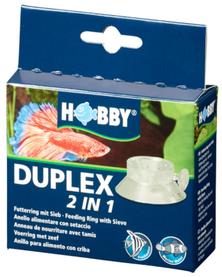 Hobby duplex combizeef voer ring
