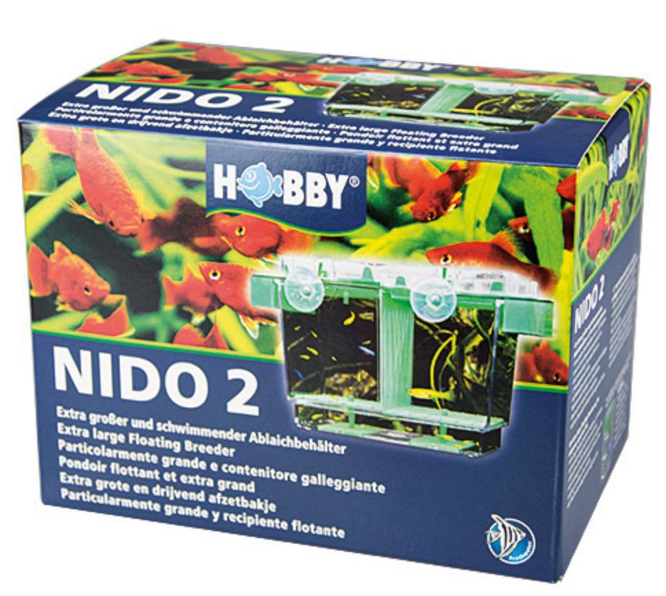 Hobby Nido II kweekhouder