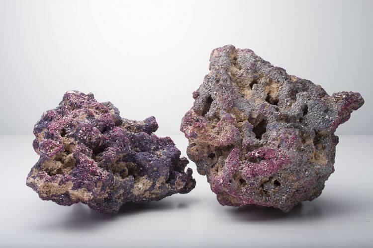 CaribSea Life Rock voorbeelden