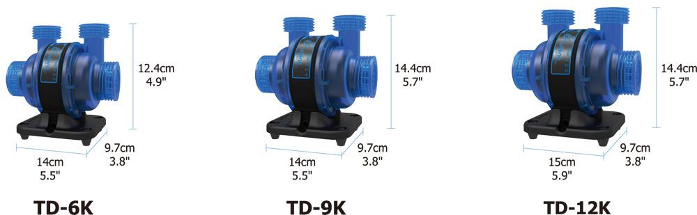 maxspect turbine duo pomp 12