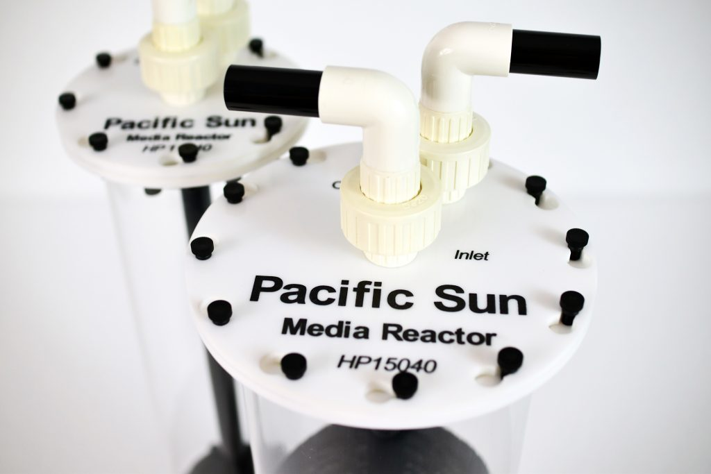 pacific sun acrylic media reactor