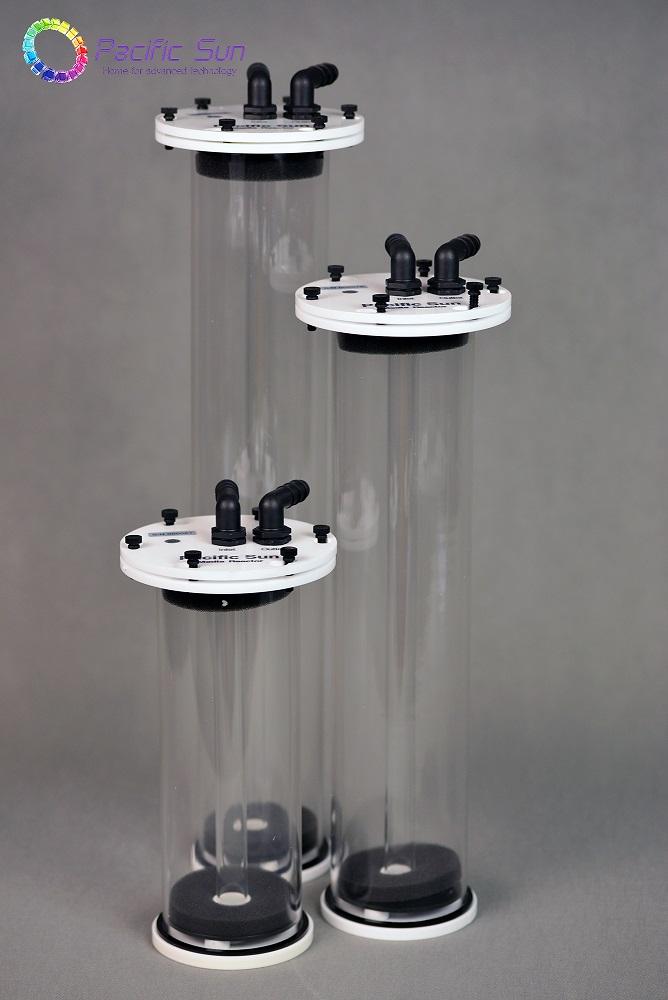 pacific sun acrylic media reactor