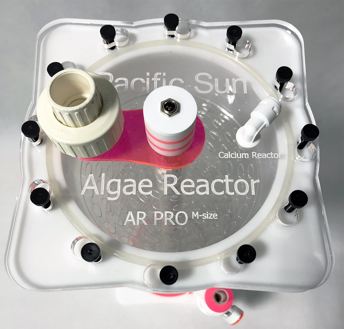 pacific sun algea reactor