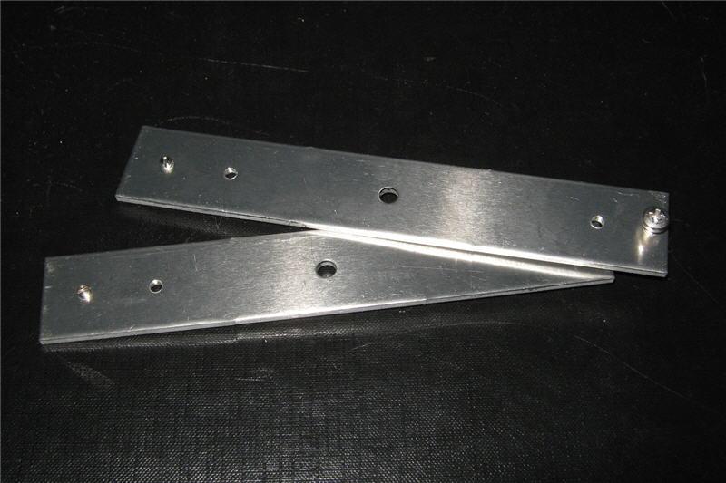 pulzar razor montageschieber 2 stuks