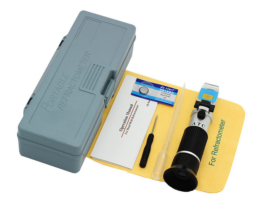 Refractometer LED ATC