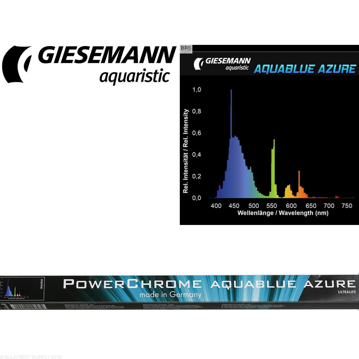 t5 tl powerchrome aquablue azure giesemann