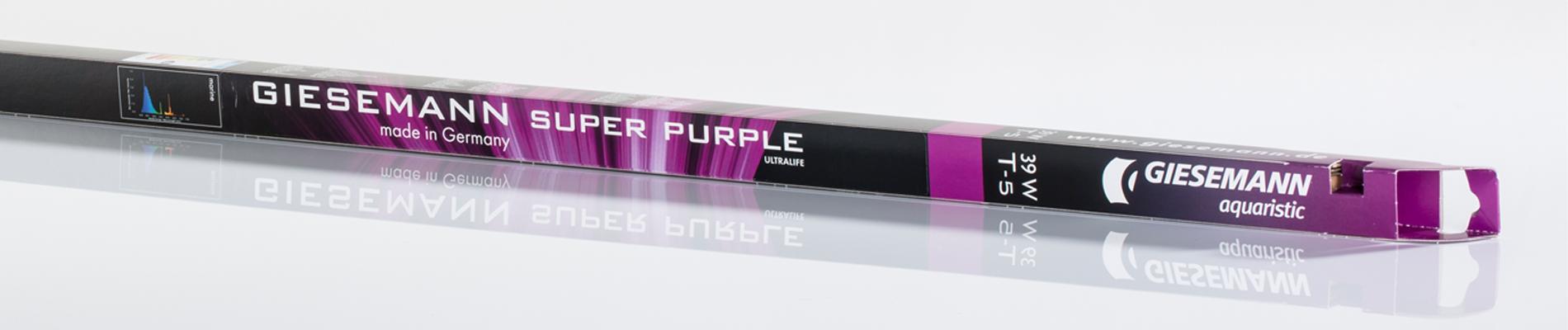 t5 tl powerchrome super purple giesemann