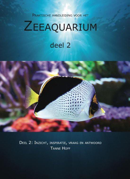 Tanne Hoff praktische handleiding zeeaquarium deel 2 voorkant
