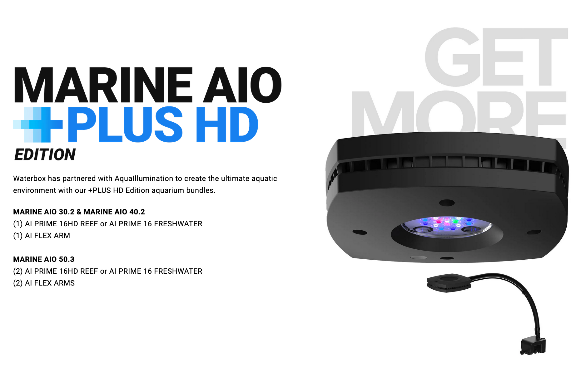 Waterbox AIO (all-in-one) 50.3