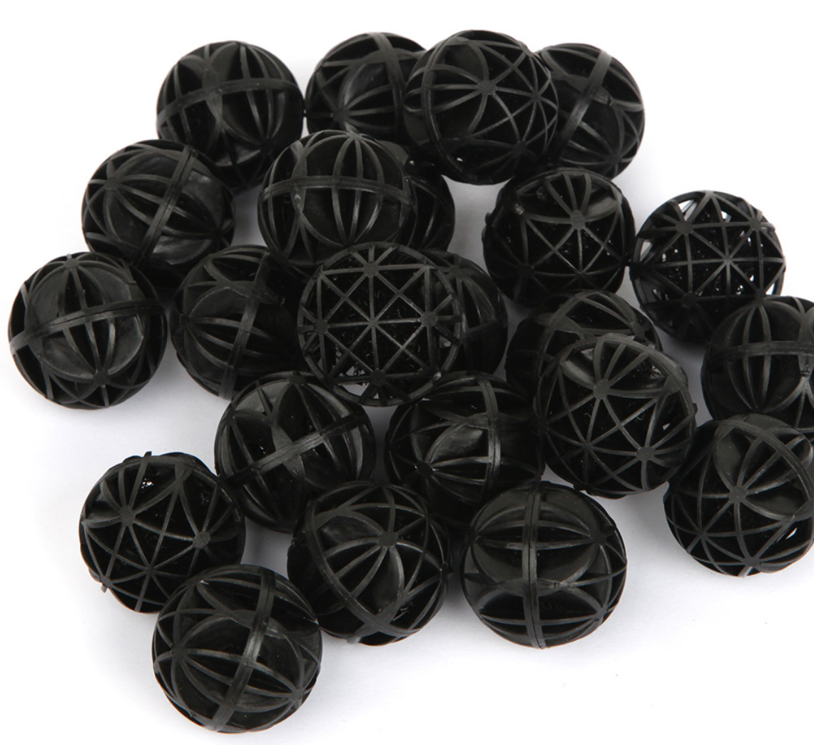 waterbox cube 20 filterballen