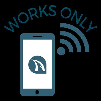 WIFI only : De pomp werkt alleen met WIFI en een app