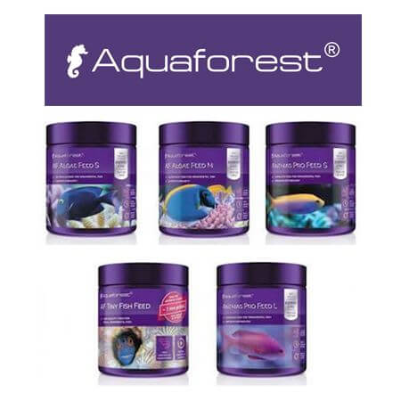 AquaForest Vis & Koralenvoeding