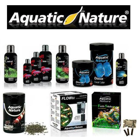 Aquatic Nature waterverzorging