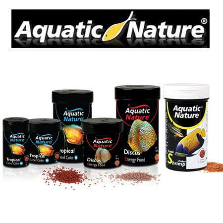 Aquatic Nature voeding