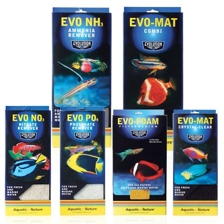 Aquatic Nature EVO Absorberen Filtermatten