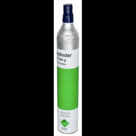 430g CO2-fles voor aquaria / sodastream