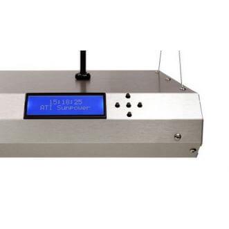 ATI Sun Power 8x54watt - dimbaar met ingebouwde dimcomputer