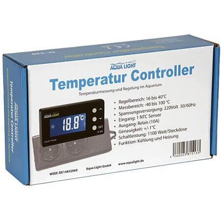 Aqua Light Temperature Controller TC-320