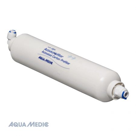 Aqua Medic Activated carbon prefilter w. fittings afbeelding
