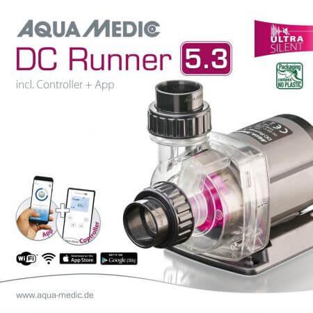 Aqua Medic DC Runner 5.3 WiFi opvoerpompen