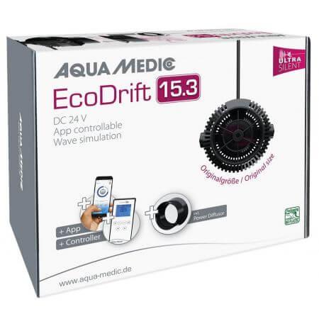 Aqua Medic EcoDrift 15.3 WiFi stromingspomp