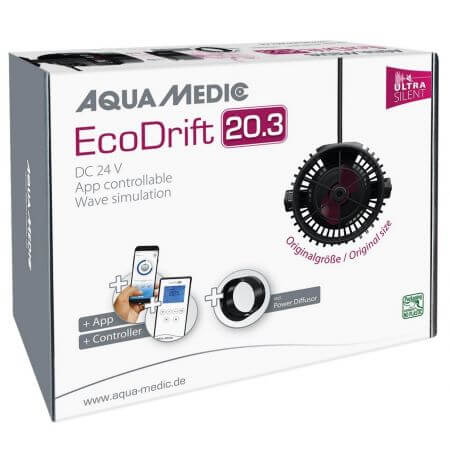 Aqua Medic EcoDrift 20.3 WiFi stromingspomp