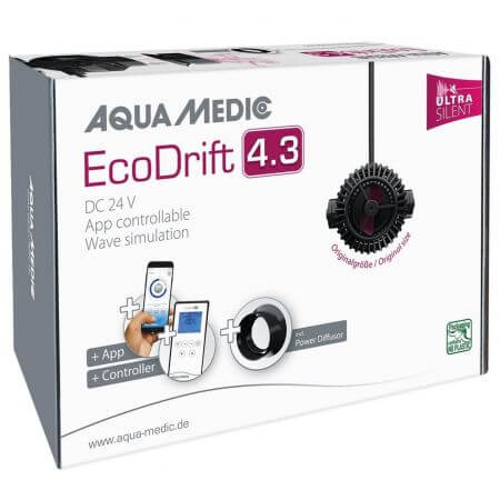 Aqua Medic EcoDrift 4.3 WiFi stromingspomp