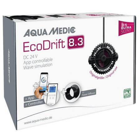 Aqua Medic EcoDrift 8.3 WiFi stromingspomp