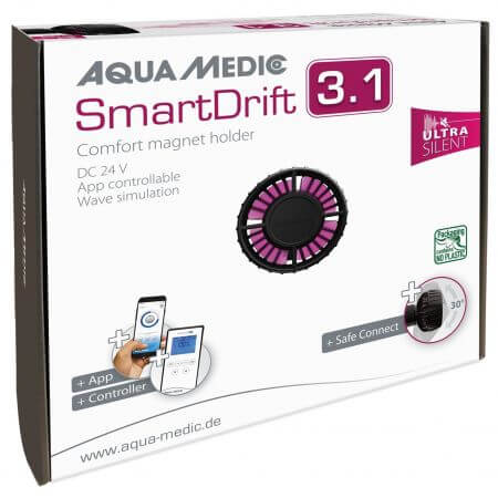 Aqua Medic SmartDrift 3.1 series WiFi stromingspomp