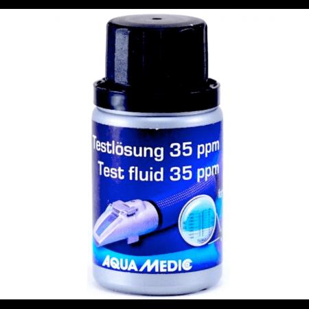 Aqua Medic Testvloeistof 35 ppm voor refractometer 60 ml