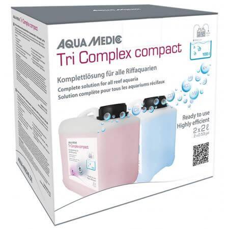 Aqua Medic Tri Complex compact