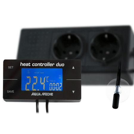 Aqua Medic heat controller duo II